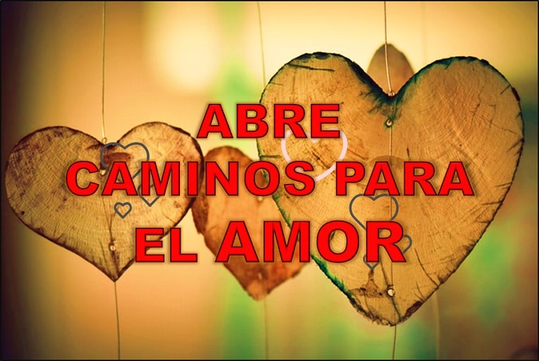 Abre Caminos Amor