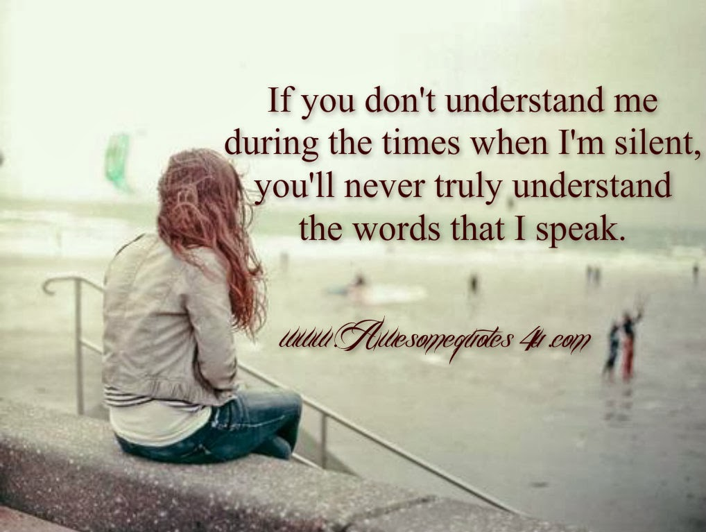 People Will Never Understand Quotes. QuotesGram