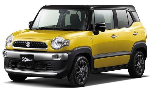 Suzuki XBee Crossover Mobil Andalan Baru Dari Suzuki Jepang