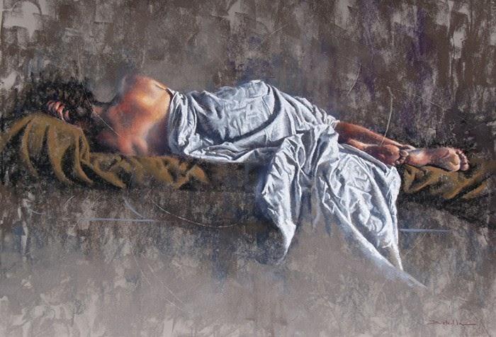 Французский художник. Laurent Botella