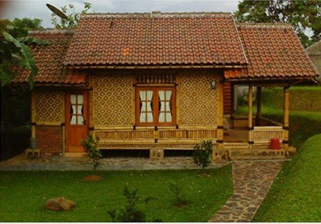 contoh rumah minimalis khas adat betawi