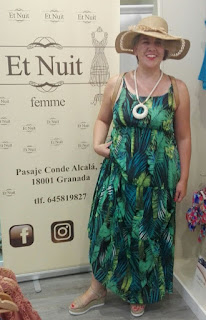 Total look et nuit; outfit of the day MSE; verano