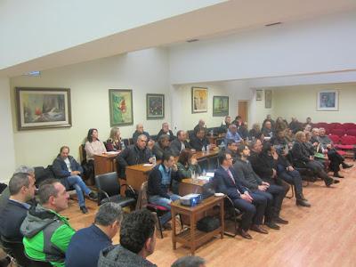 ΔΕΛΤΙΟ ΤΥΠΟΥ Π.Ε.ΠΙΕΡΙΑΣ:Ενημερωτική συνάντηση για το Δασικό Χάρτη στην Περιφερειακή Ενότητα Πιερίας