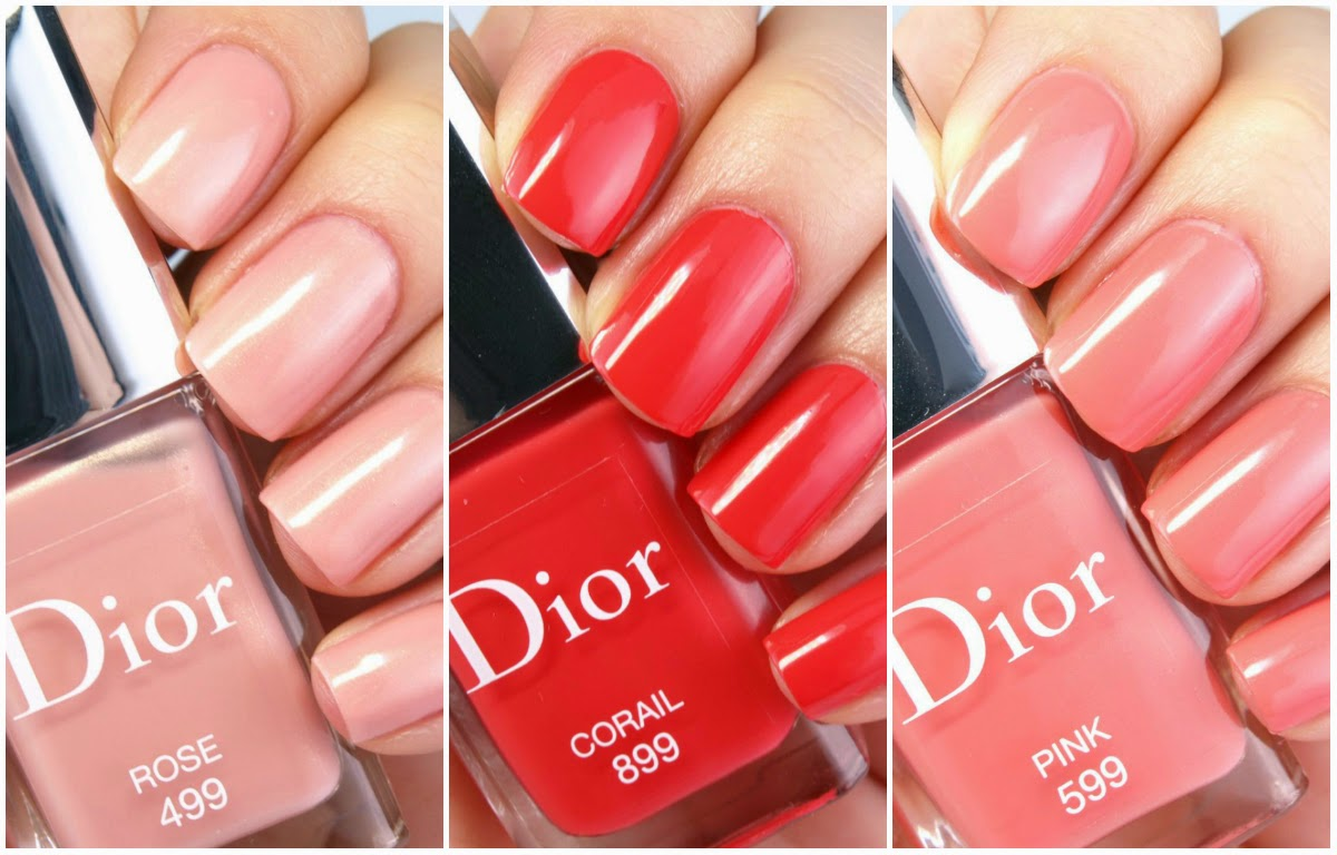 0a1179be20 Dior Vernis Spring 2015 Limited Edition Nail Polish in