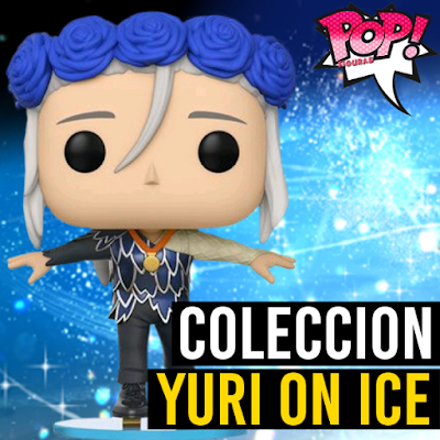 Lista de figuras funko pop de Funko POP Yuri On Ice