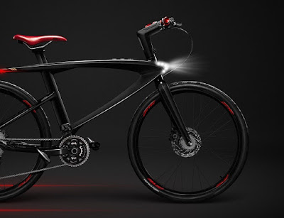 LeEco's Android-powered 'Super Bike' launches in the US with Laser lane markers and 4-inch display