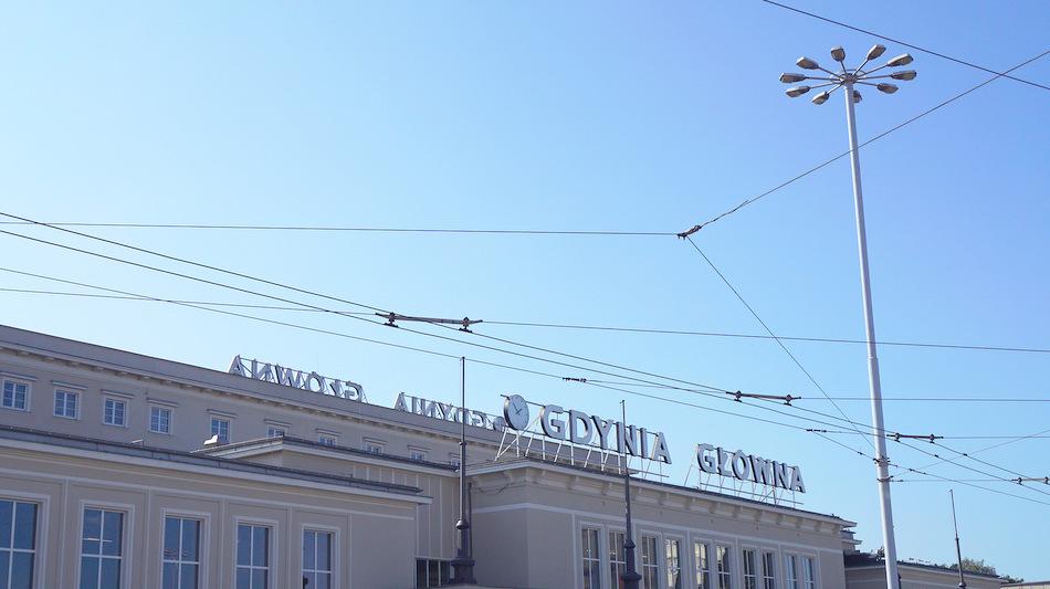 Budynek dworca PKP