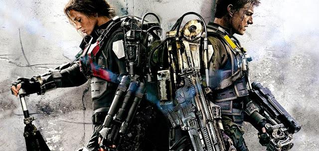 Tom Cruise şi Emily Blunt în primul trailer pentru filmul sci-fi Edge Of Tomorrow