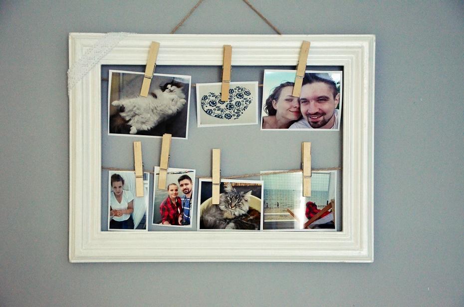 zdjęcia w ramce