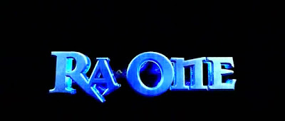 Ra One Title Card