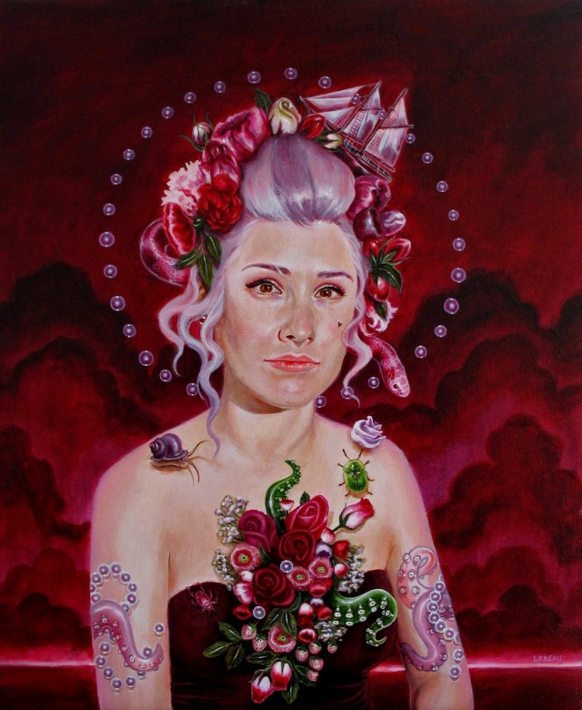 Портреты сильных женщин