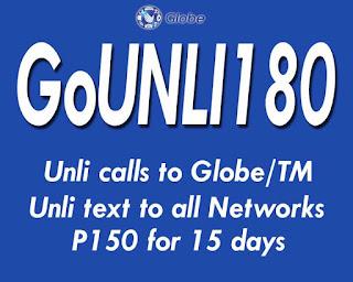 Globe GOUNLI180