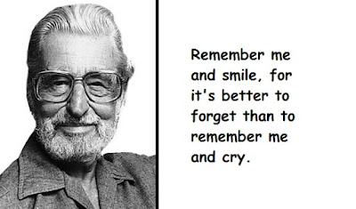 """Dr. Seuss Quotes About Goodbye"""