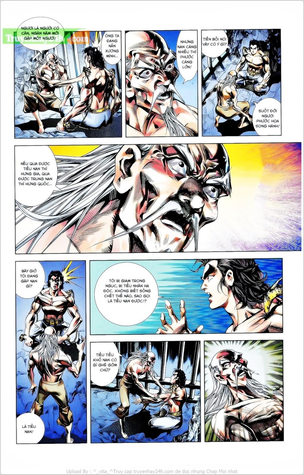 Tần Vương Doanh Chính chapter 24 trang 30
