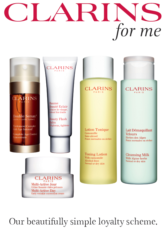 Email me codes that work for Clarins USA