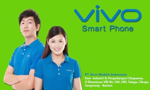 Lowongan Kerja SMA/D3/S1 Karyawan PT Vivo Mobile Indonesia, Tersedia 12 Posisi Menarik | Posisi: Officegirl, Driver, Admin Staff, Etc.