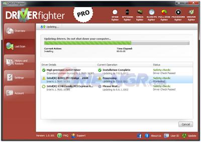 DriverFighter 1.1.171 Full Terbaru