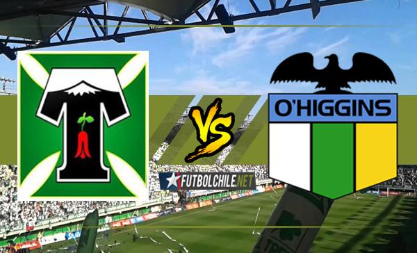 Deportes Temuco vs O'Higgins