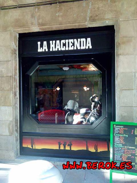 Cantina mexicana la Hacienda