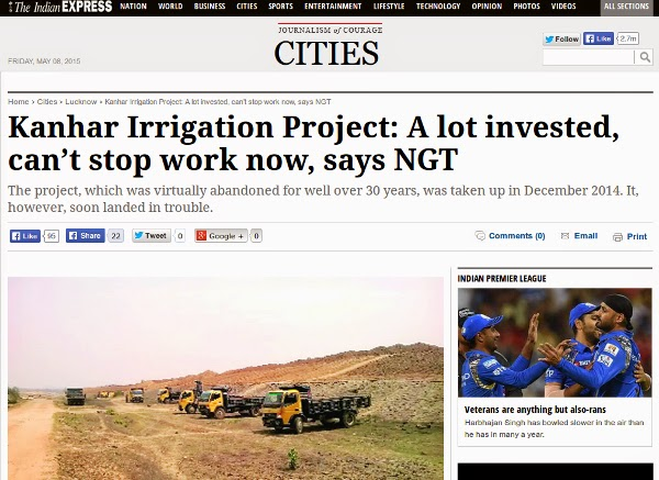 http://indianexpress.com/article/cities/lucknow/kanhar-irrigation-project-a-lot-invested-cant-stop-work-now-says-ngt/