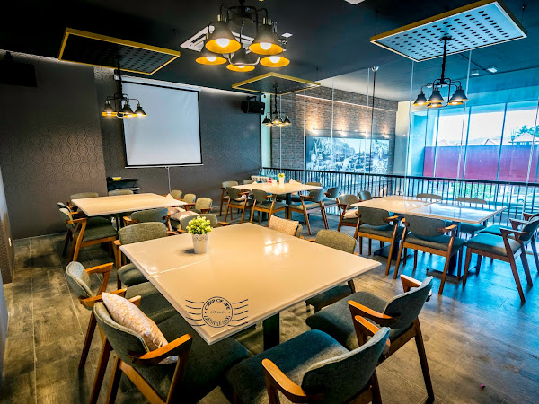 Make a change to your regular meetings or events at Kapitan Setia Triangle!
