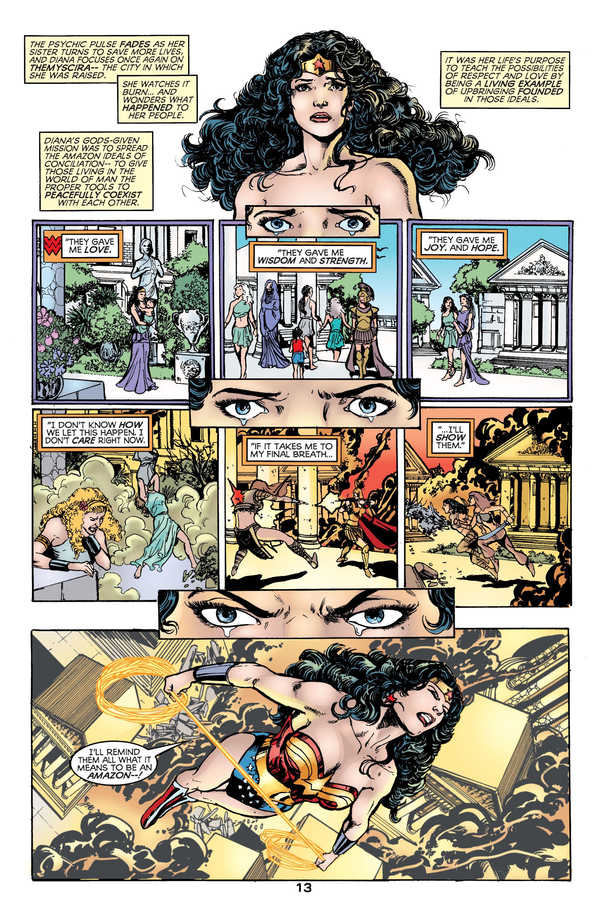 Read online Wonder Woman (1987) comic -  Issue #169 - 14