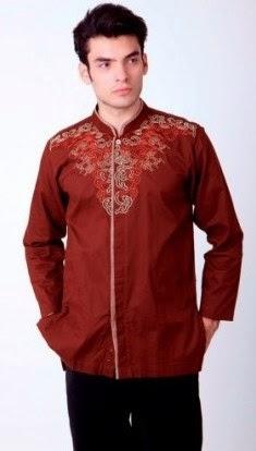 Baju muslim pria masakini