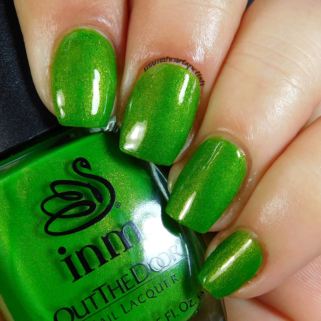 INM Out the Door - The Future of Polish Collection - Swatch & Review ...