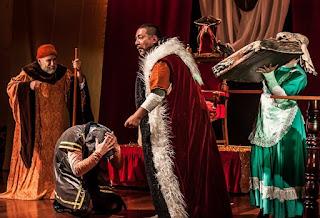 Sancho en ínsula (Teatro)