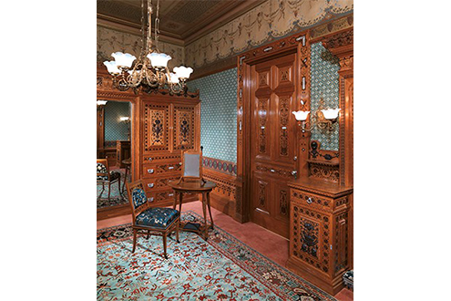 Artistic Furniture Of The Gilded Age Review By Polly Guerin