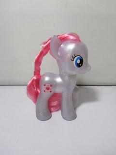 MLP Explore Equestria Pearlised Nurse Redheart Brushable