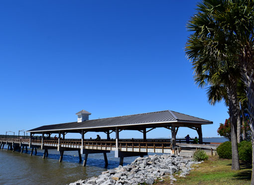 The Pier | St. Simons Island | Photo: Travis S. Taylor
