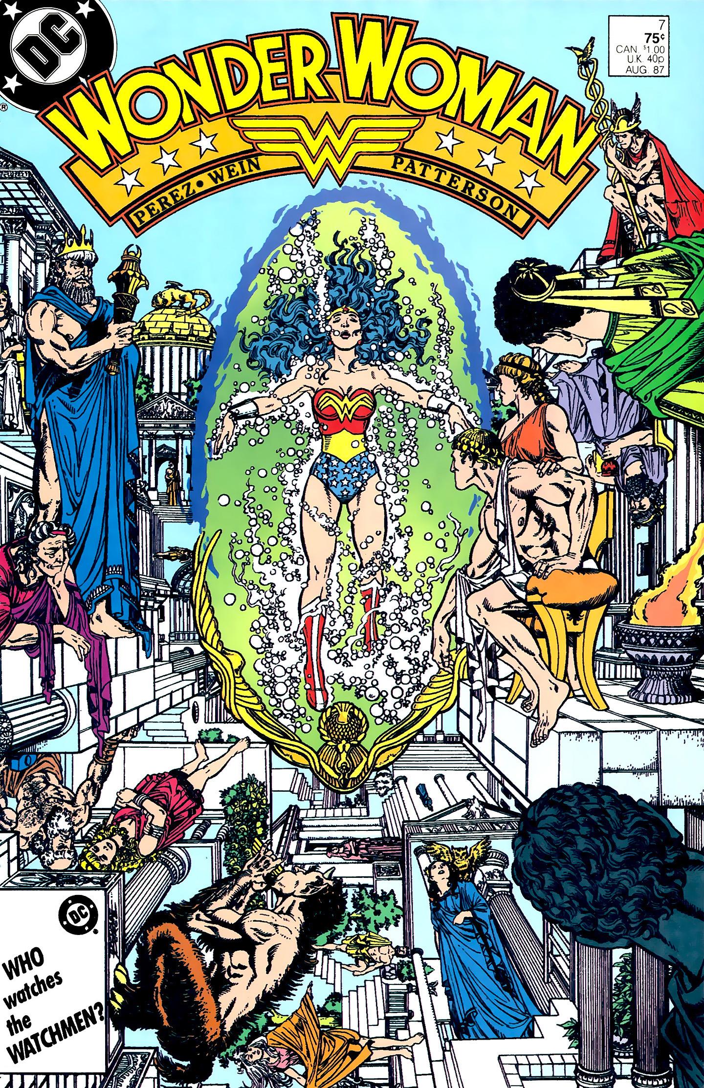 Read online Wonder Woman (1987) comic -  Issue #7 - 1