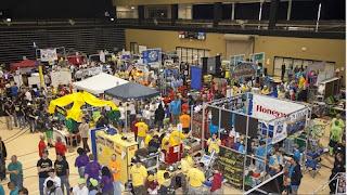 Robotics science fair projects