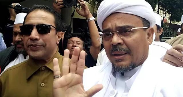 Mantab! Eggi Sujana: 3 Negara Siap Beri Suaka untuk Habib Rizieq