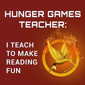 Hunger Games Teacher: I Teach to Make Reading Fun