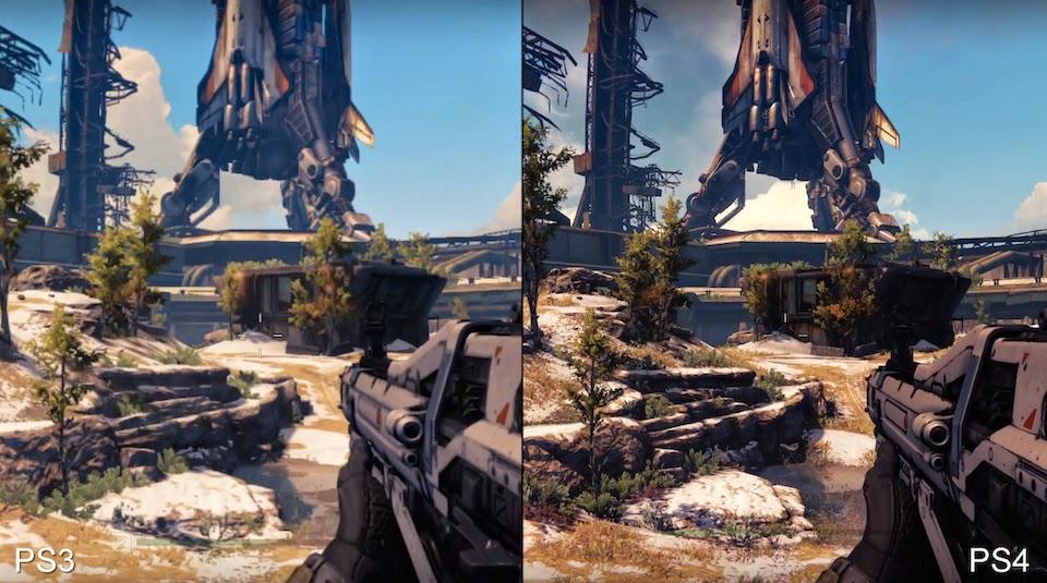 Destiny PS4/Xbox One vs. PS3/Xbox 360 |PS3 Dubai