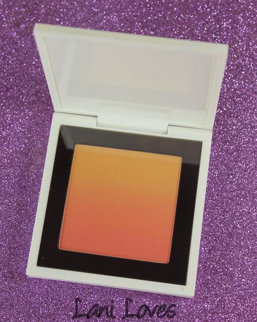 MAC MONDAY   Toledo - Ripe Peach Blush Ombre Swatches & Review