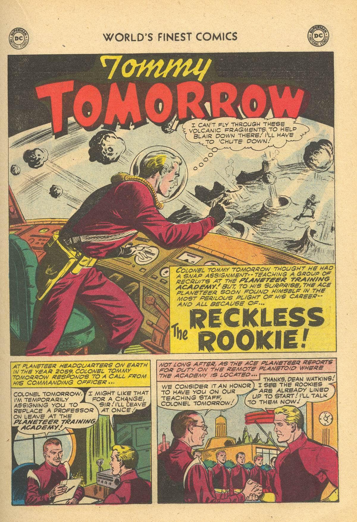Read online World's Finest Comics comic -  Issue #105 - 19