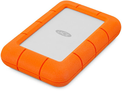 LaCie Rugged Mini 4 TB