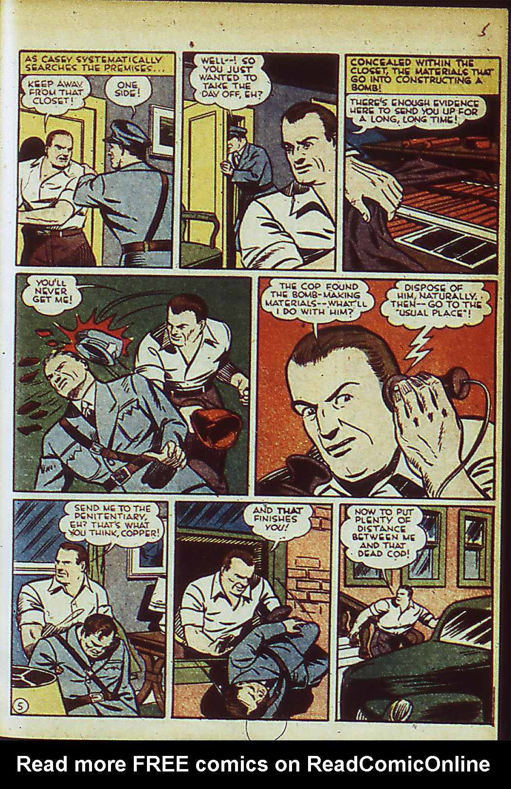 Read online Action Comics (1938) comic -  Issue #41 - 8