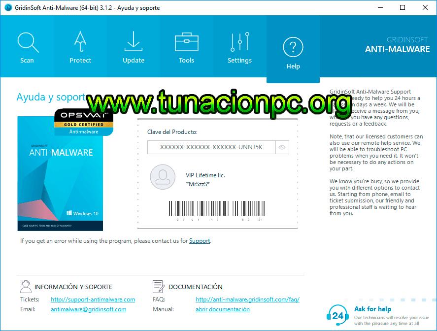 GridinSoft Anti-Malware, Elimina Software de Publicidad Malicioso Imagen