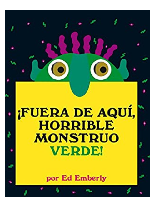 Compartint idees juguem amb monstres for Fuera de aqui horrible monstruo verde pdf