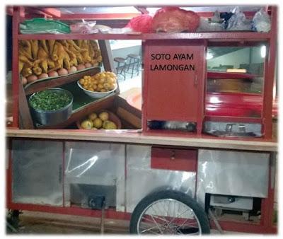 Paket pernikahan hemat catering gubukan soto ayam Lamongan