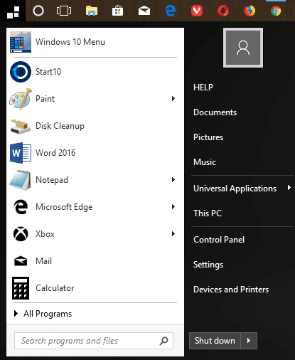 change-windows-10-start-menu