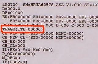 Unduh Reseter Canon IP 2770