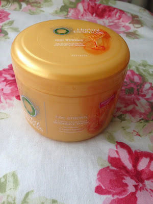 Strengthening mask by Herbal Essences 'Bee Strong' range