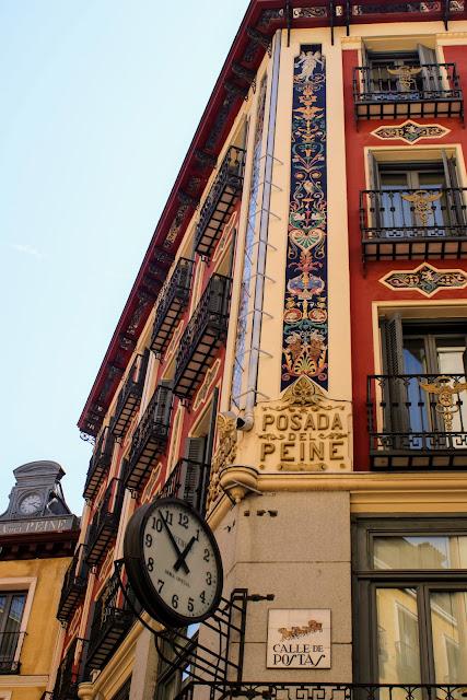 בניין במדריד