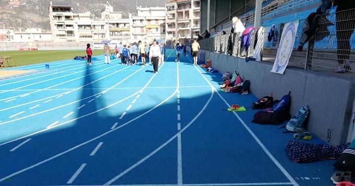 Γιάννενα: Ο καινούργιος στίβος στους «ΖΩΣΙΜΑΔΕΣ» είναι έτοιμος και περιμένει το κοινό που θέλει να αθληθεί