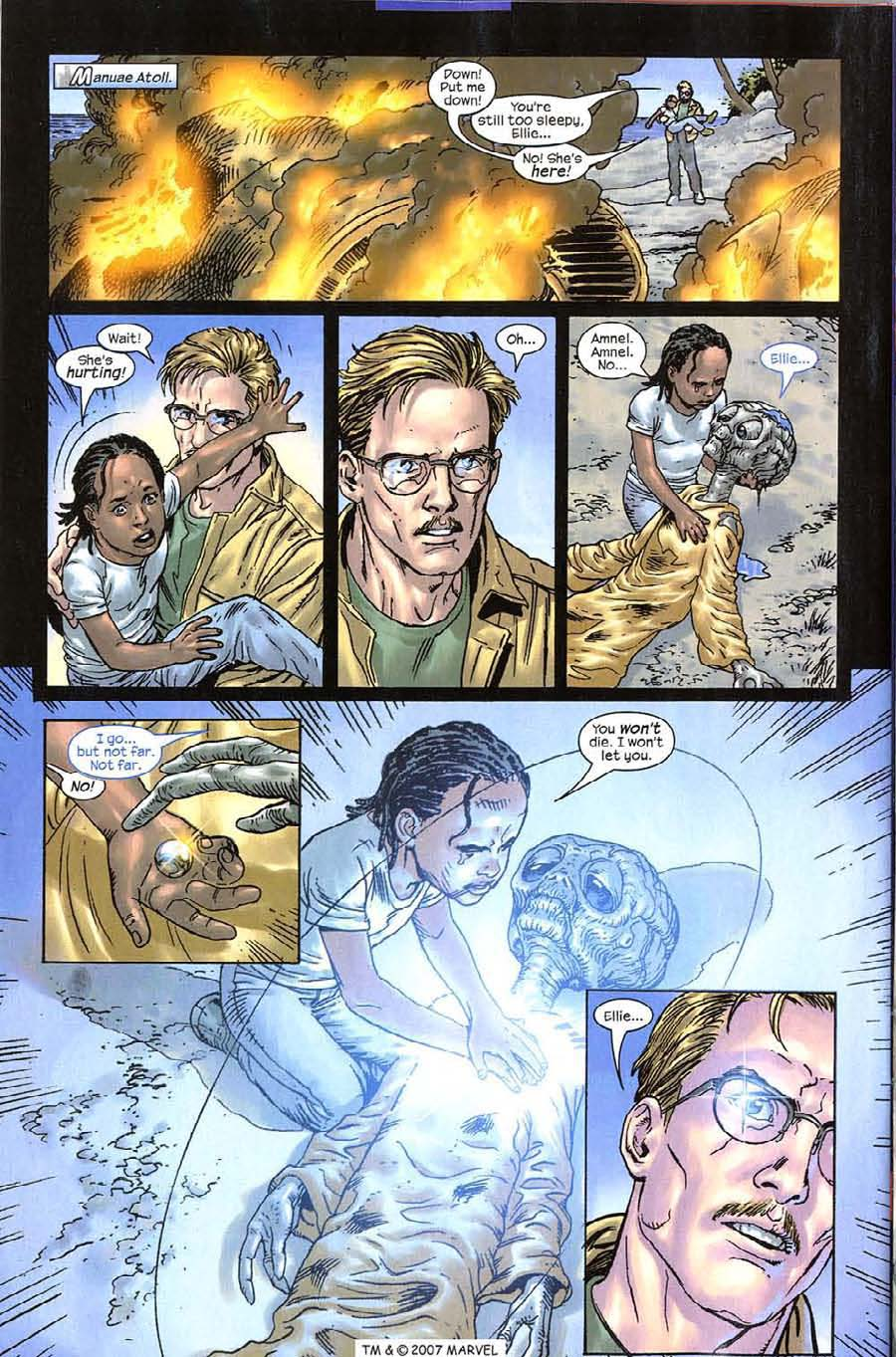 Read online Silver Surfer (2003) comic -  Issue #11 - 32